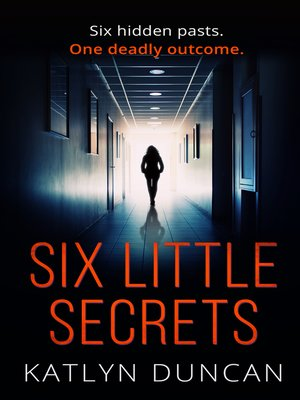 cover image of Six Little Secrets